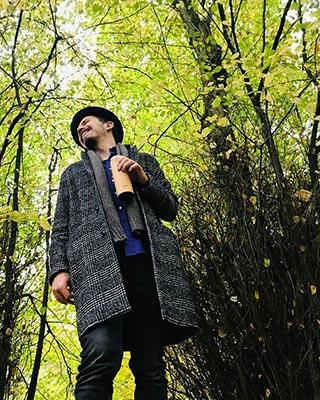 FRÉ-Music - Bambu Tumbler sfeer man