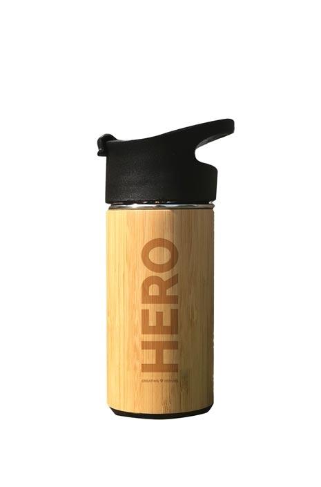 Retulp bamboe reisbeker - Creating Heroes