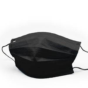 Mondkapje zwart Remask